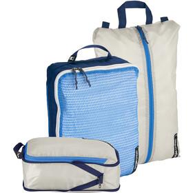 Eagle Creek Pack It Essentials Set, niebieski/szary